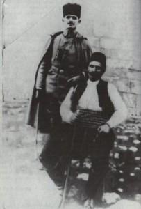 Aqif Blyta me  babain Emin Blyta