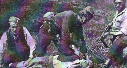 Cetnicki pokol