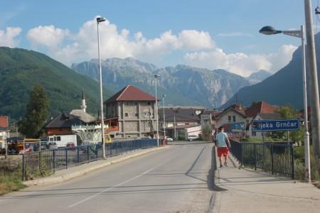 Gusinje – Gusinje je mjesto smješteno u neposrednoj blizini granice sa Albanijom, na sjeveroistoku Crne Gore.