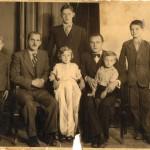 Famiëlja Gjinaj