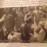 Bihor, manifestim i dotes se shkolles vitet e 60-ta