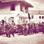 HANI I AMIR AGES, PAZAR, vitet e para te komunizmit