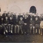 PAZARI I RI, 1943 Abdullah Zajmi me klasën e tij. 1943-44, Pazarin e Ri.