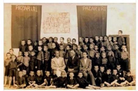 shkolla shqipa ne Pazar