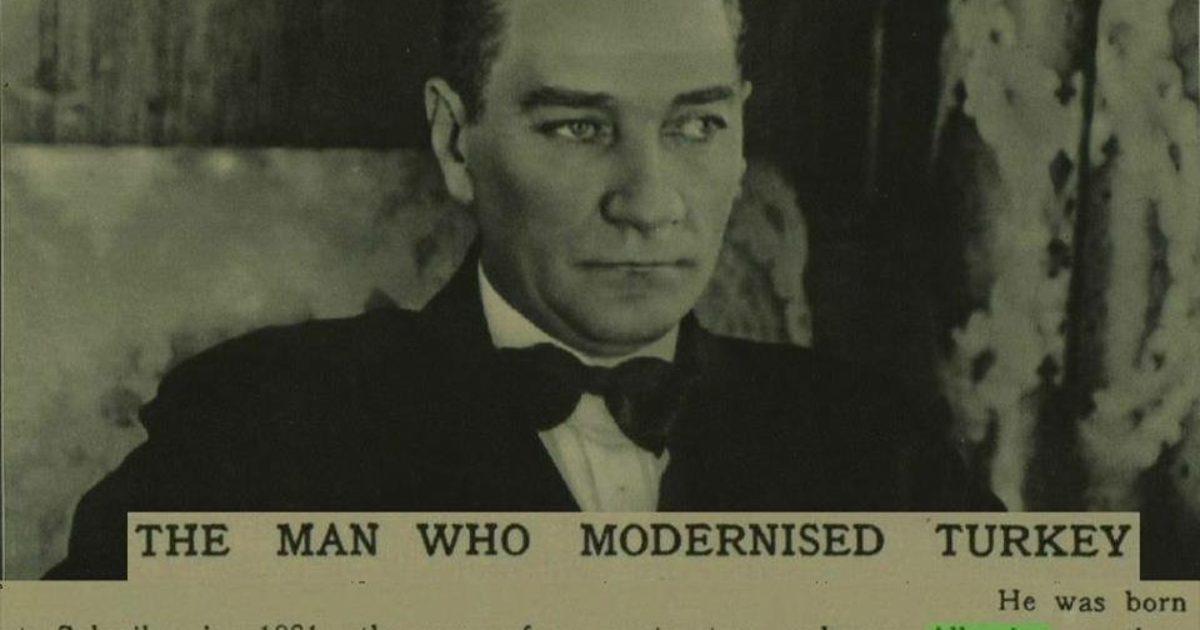 Ataturku