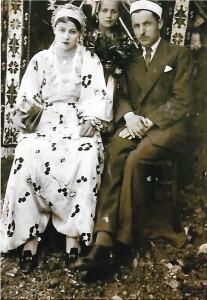 Jakup-ef.-Memić-imam-u-Starom-Baru-od-1941-1944-sa-suprugom-Fifom-Vrcić
