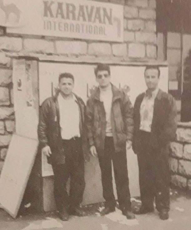 Viti 1995 Shemsudini me shoke pas daljes nga burgu i Kraleves