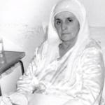 Mahija Blyta , e shtrirë në Spital