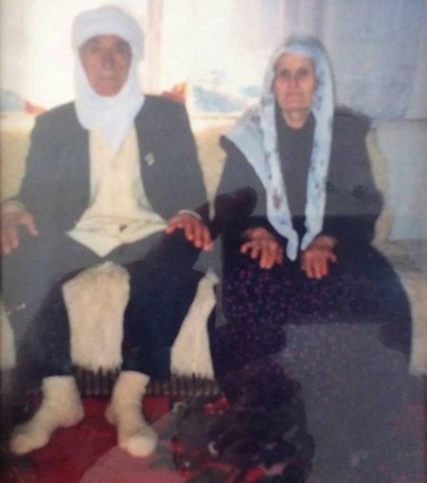 Xheladin Hamidi-Hamidovic me bashkëshortën