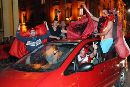 Albanci u Hrvatsku