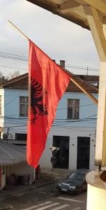 flamuri ne Bujanoc